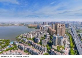 武汉--金色港湾五期(材料:弹性浮雕、弹性平涂)